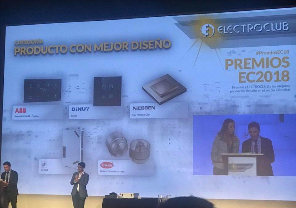 Premios Electroclub 2018